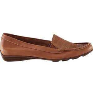 NWT WALKING CRADLES  Antique Mick Leather Loafer 8